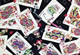 Queens Playing Cards Super Soft Blanket 50'' x 60''