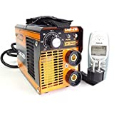 Size REVOLUTION First in Hystory EXTRA SMALL Welder machine 210A 1.7kg Inverter ARC MMA IGBT - best gift for grandfather, father, boyfriend and brother