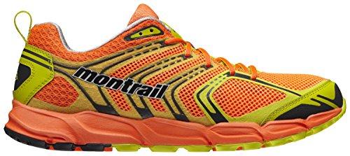 Chaussures De Course Trail Caldorado Montrail Mens Light Gris / Zour