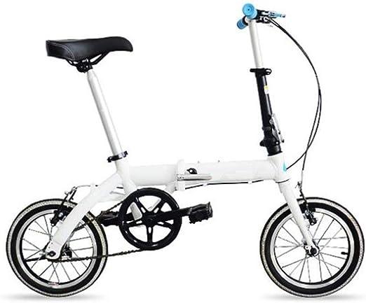 Bicicleta de aleación de aluminio ultraligera bicicleta plegable ...