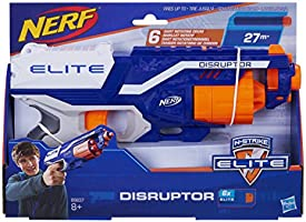 Up to 60% off Nerf blasters, including NERF Laser OPS, Nerf N-Strike Elite Disruptor and more