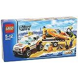 LEGO City Coast Guard 4x4 & Diving Boat - 60012