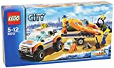 Lego City Coast Guard And Diving Boat