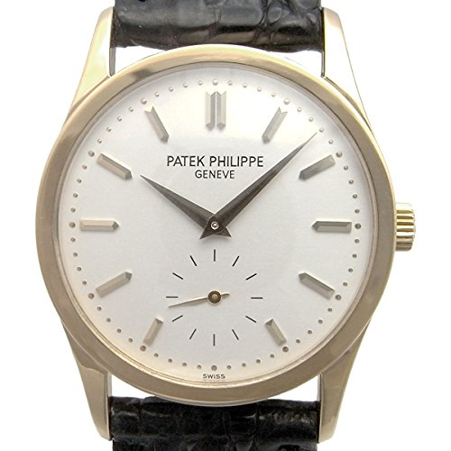 quite nice 4c839 3f9e2 Amazon | PATEK PHILIPPE(パテック フィリップ) カラトラバ ...