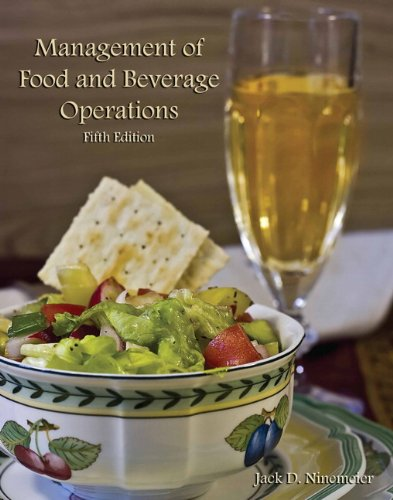 food and beverage operations - 7