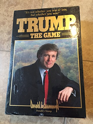 Trump: The Game (1989) (Product)