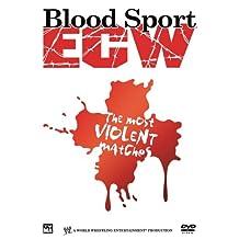 NEW Blood Sport Ecw's Most Violent