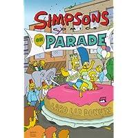 Los Simpson: comic en desfile