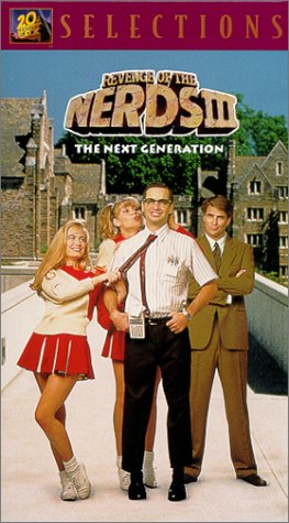 3: Next Generation [VHS] (Next Century Cap)