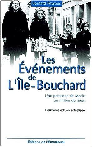 Ebooks à télécharger gratuitement Les evenements de l'ile bouchard by Bernard Peyrous in French PDF DJVU