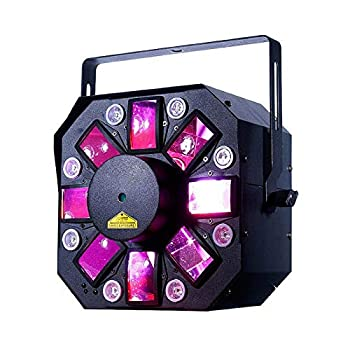 Image of Pet Supplies American DJ Stinger II | 6 x5 watt RED, Green, Blue, Amber, White, and Pink LED. DMX, Sound Active, and IR Control