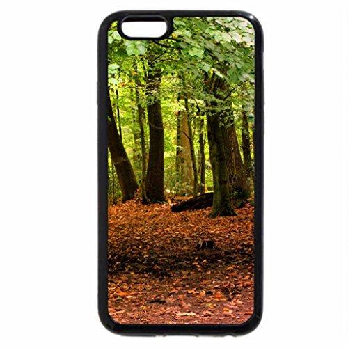 iPhone 6S / iPhone 6 Case (Black) Harrock's Woods