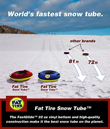 Fat Tire Snow Tube