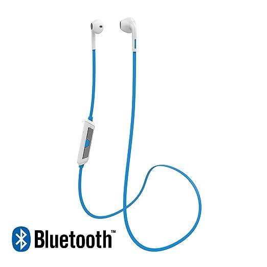 108 opinioni per Auricolari Sport BLU Fashion Bluetooth 4.1 Cuffie Chip CSR Multipoint Audio