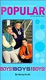 Boys, Boys, Boys, Nancy Krulik, 0786814853