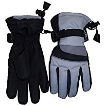 N'Ice Caps Youth Thinsulate and Waterproof Colourblocked Snowboarder Glove