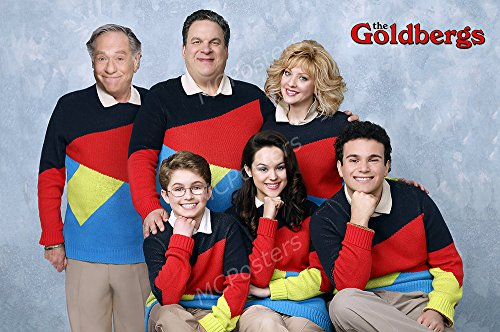 MCPosters The Goldbergs TV Show Series Poster GLOSSY FINISH - TVS711 (24