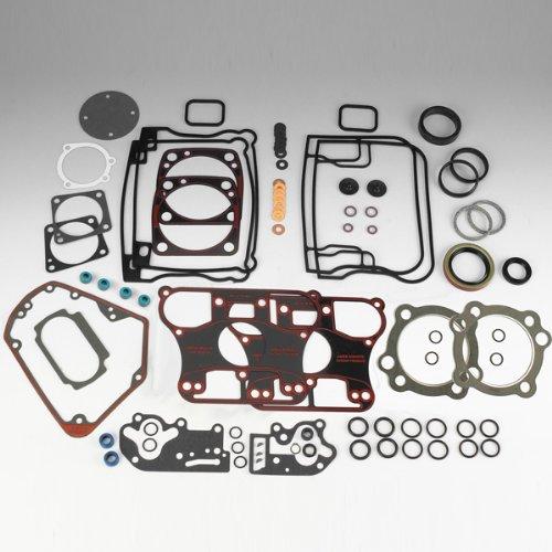 Harley Shovelhead Engine - James Gaskets Complete Gasket Kit for Harley Davidson 1966-84 Shovelhead
