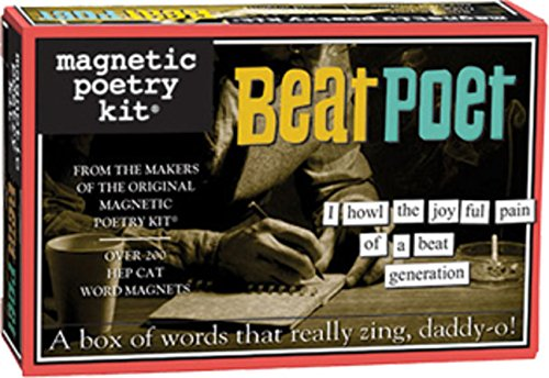 Magnetic Poetry Bacon Poet