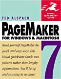 Pagemaker 7 for Windows and Macintosh, Ted Alspach, 0201775840