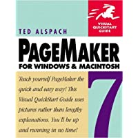 Pagemaker 7 for Windows and Macintosh: Visual QuickStart Guide (Visual QuickStart Guides)