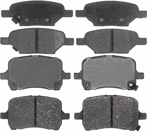 Prime Choice Auto Parts SMK1160-1033 Set of Front and Rear S
