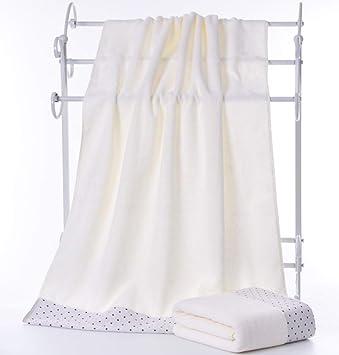 AYANGZ Juego de Toallas de baño de algodón - Suave y cómodo, Grueso y Absorbente