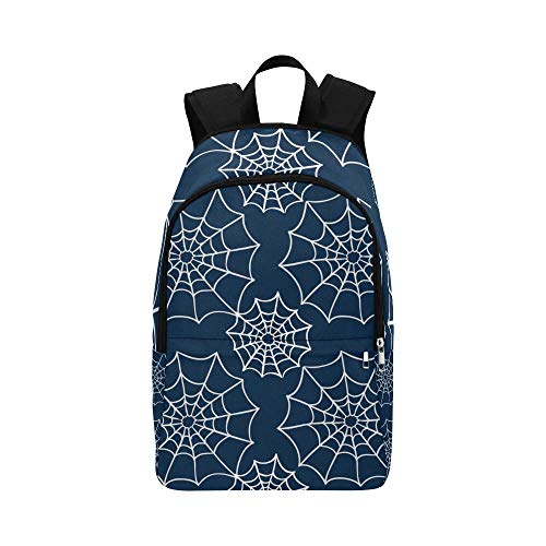 InterestPrint Casual Backpacks Halloween Laptop Bag School Outdoor Travel Bags for Adults Unisex]()