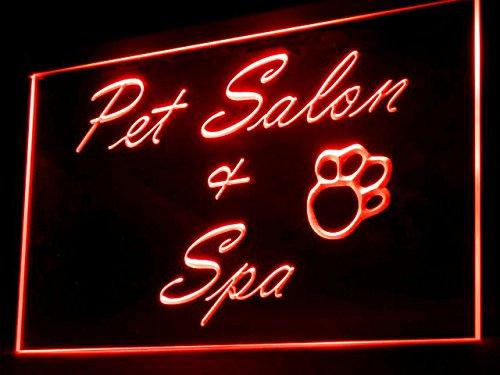 Pet Salon & Spa Led Light Sign by Goalouad (Image #2)