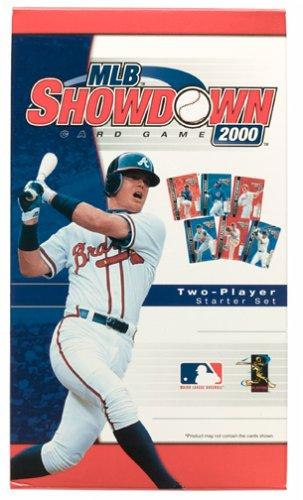 MLB Showdown 2000 - Baseball Card Game - Theme / Starter Deck ()
