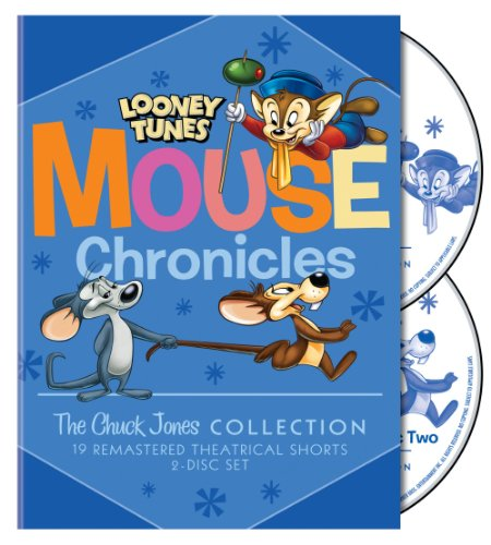 DVD : Looney Tunes The Chuck Jones Collection Mouse Chronicles (Amaray Case, 2 Disc)