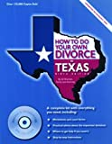 How to Do Your Own Divorce in Texas, Ed Sherman, 0944508472