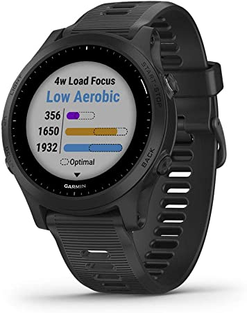 Garmin Forerunner 945 Bundle, Premium GPS Running/Triatlón reloj inteligente con música: Amazon.es: Electrónica
