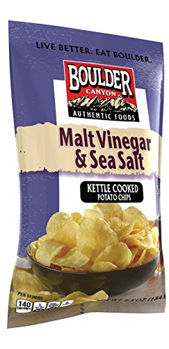 Top 9 recommendation malt vinegar and sea salt chips 2019