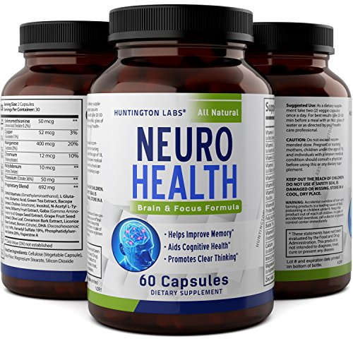 Mind Enhancing Supplement Cognitive Concentration product image