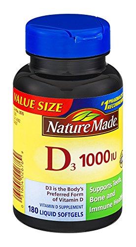 d3 1000iu vitamin d supplement