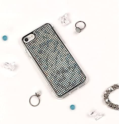 @hand iPhone 8 7 ケース ATHAND EF 本革 特殊加工 キラキラ ケース 【日本正規品】