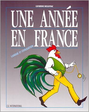 En ligne téléchargement gratuit Une année en France pdf, epub