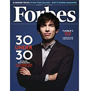 Forbes, January 7, 2013 Periodical