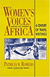 Women's Voices on Africa, , 1558760482