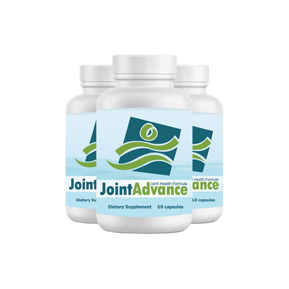 Joint Advance - Healthy Joints Supplement, New and Improved Formula- 3 Pack