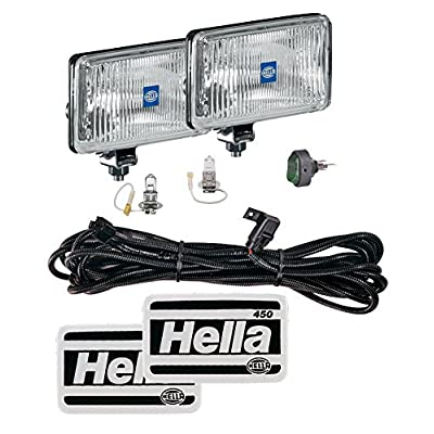 HELLA 005860601 450 FOG CLEAR H3 12V SAE/ECE: Automotive