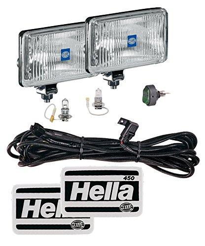 HELLA 005860601 450 FOG CLEAR H3 12V SAE/ECE