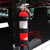 Bartact TAOFEH - Roll Bar Fire Extinguisher Holder steel brackets