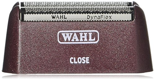 Wahl Professional Five Star Series #7031-300 Replacement Foil Assembly – Red & Silver – Close (Close Super Foil Shaver Wahl)
