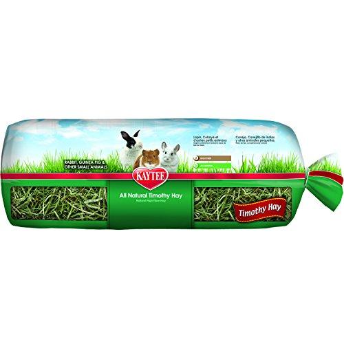 51DXAmBq9ML - Kaytee Timothy Hay Pet Food, 24 Ounce