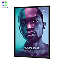 Movie Poster Frame 27x40 Inch Home Theater Advertising Factory Production Snap Frame Led Light Box