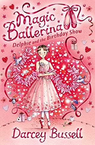 book cover of Delphie and the Birthday Show