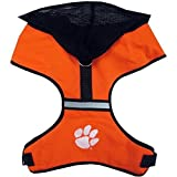 Clemson Tigers Pet Hoodie Harness - Small