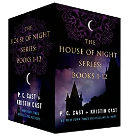 The House of Night Series: Books 1-12 by [Cast, P. C., Cast, Kristin]